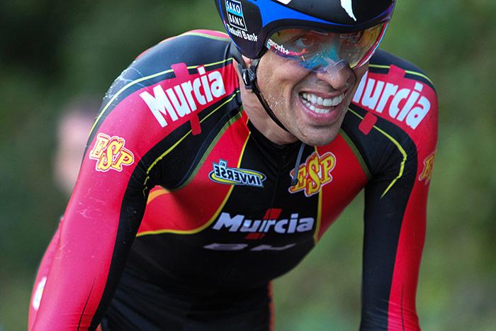 WC ITT 2012, Alberto Contador