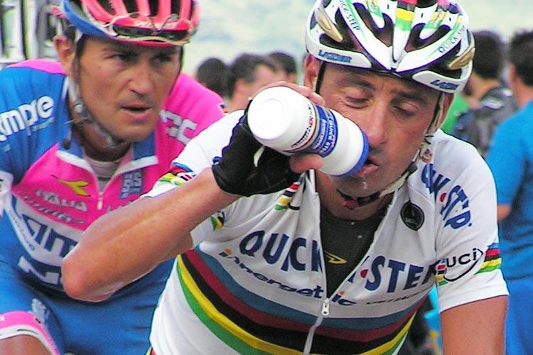 Paolo Bettini Vuelta 2008